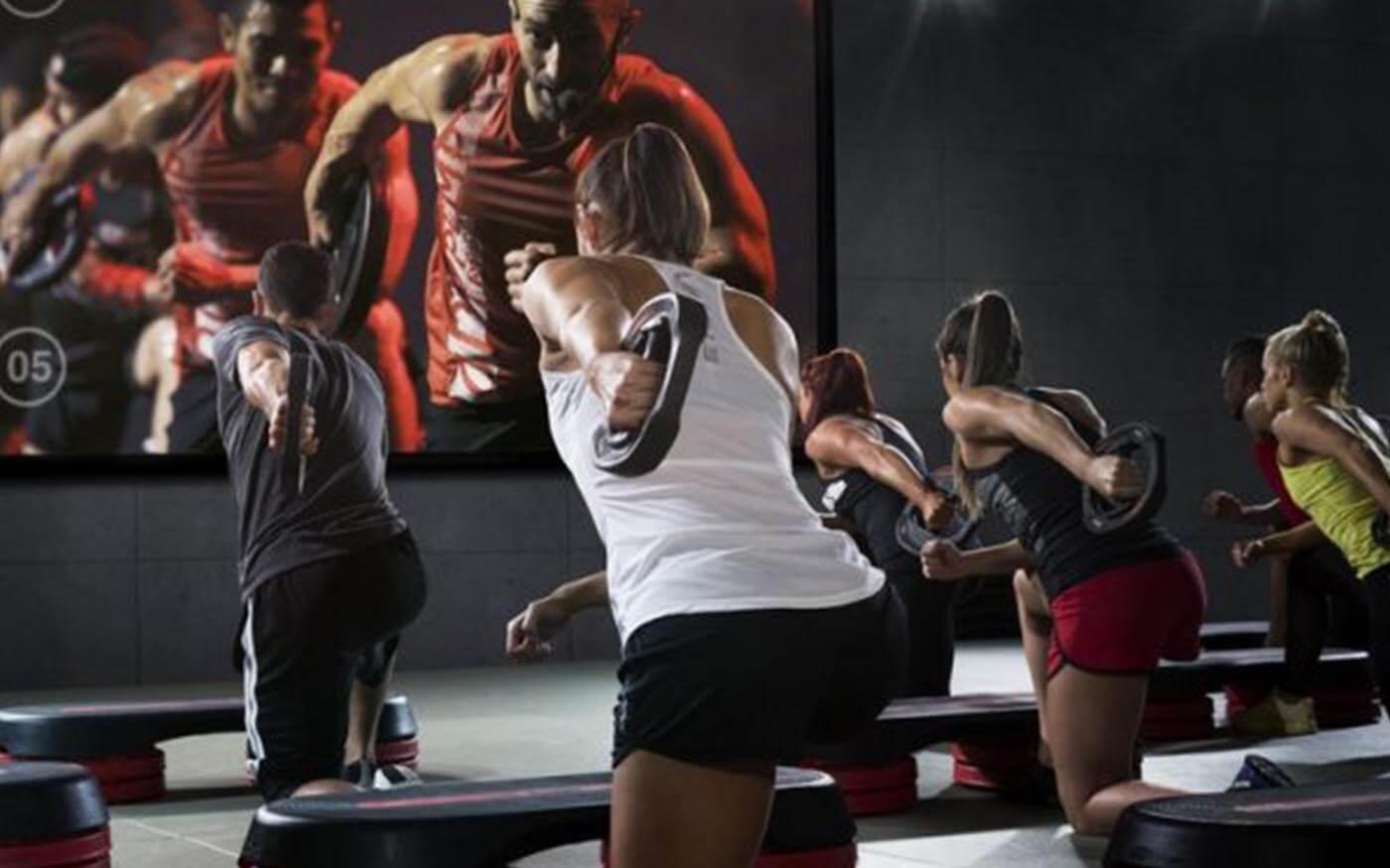 Le Fitness Cinéma