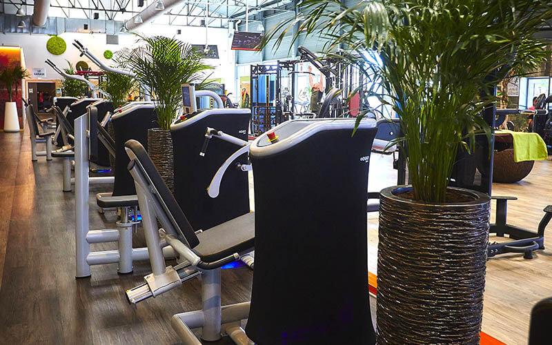 Des machines E-gym à mulhouse