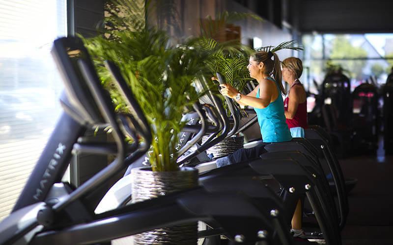 Intérieur de notre salle de fitness à Mulhouse