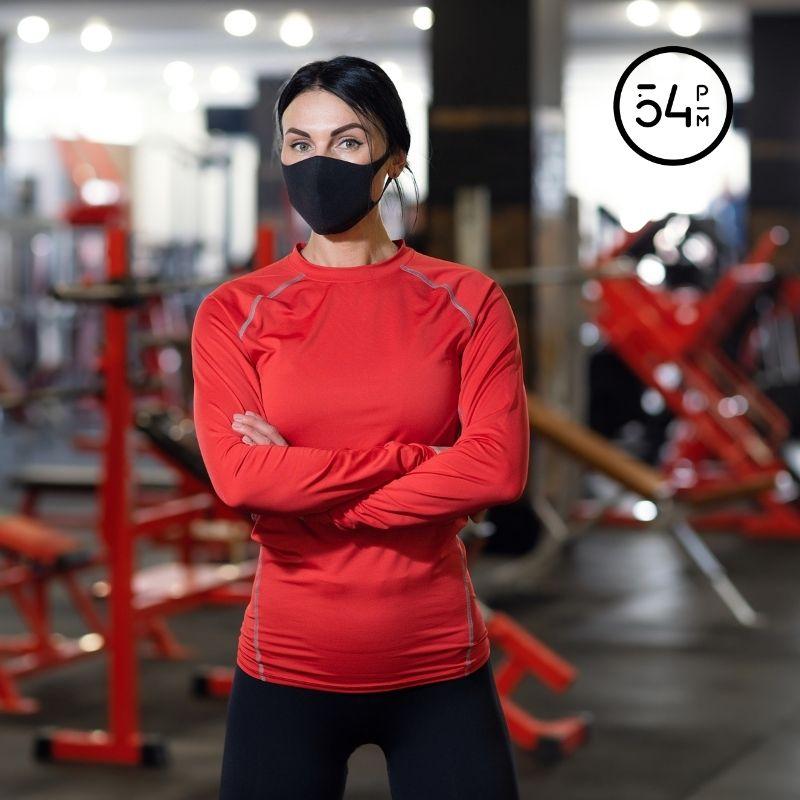 Les clubs de fitness ont des risques 500 inférieurs à la moyenne nationale d'attraper le Covid 19*