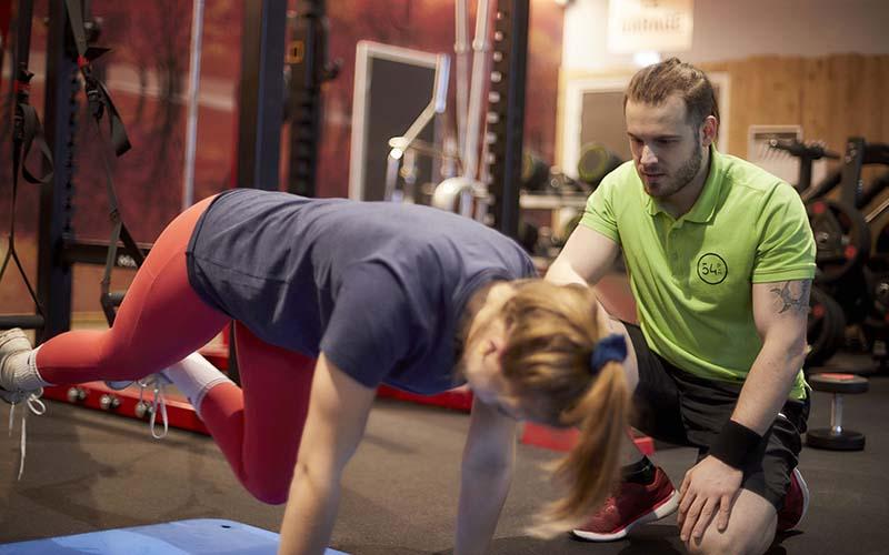 Un personal trainer à Mulhouse Illzach