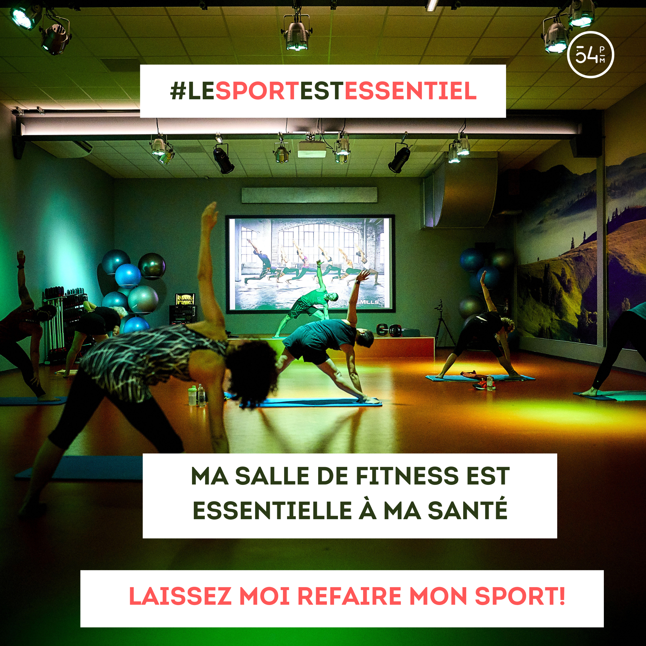 #LeSportEstEssentiel